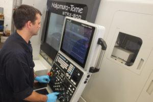 NTRX-300 multi-tasking machining centre