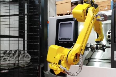 halter cnc robotics